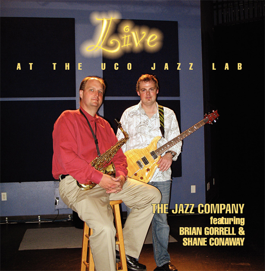 "Featured recording ""LIVE AT THE UCO JAZZ LAB - 2 CD..."""